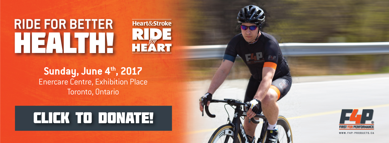 F4P Ride For Heart