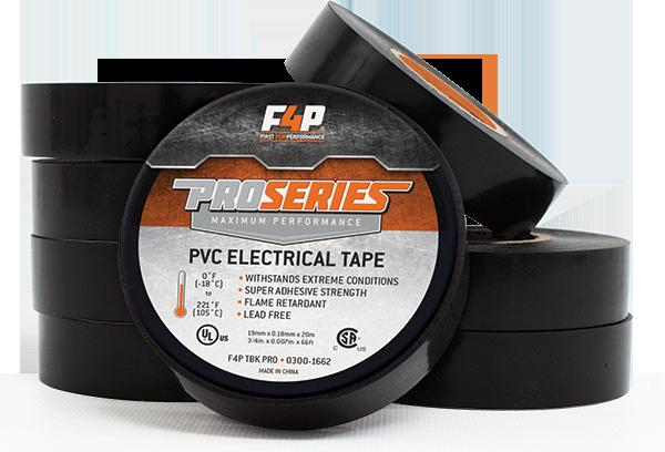 F4P Pro Series Tape